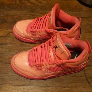 Nike  Orange pink Jordan